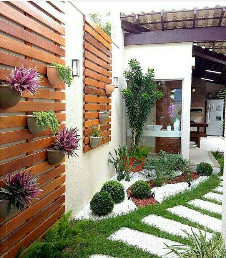 Easy Landscaping Ideas You Can Try: 25+ CHEAP AND EASY DIY GARDEN IDEAS EVERYONE CAN DO